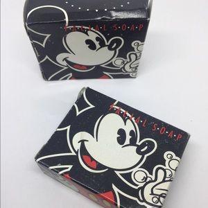 VTG Disney Mickey Mouse Resort Soap